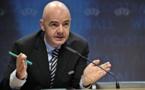 الفيفا يدافع عن استخدام رئيسه إنفانتينو طائرات خاصة في سفرياته