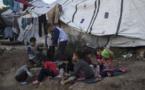 شجار الأطفال يفجر أزمة ظروف الإقامة بمخيم للاجئين في اليونان
