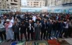 متجاهلين الحظر.. فلسطينيو الضفة يؤدون صلاة العيد حشودًا