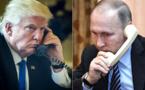 ترامب وبوتين يبحثان قمة السبع ودعوة اربع دول اضافية