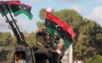 الوفاق تعلن السيطرة على كامل الحدود الإدارية للعاصمة طرابلس