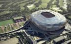منظمو مونديال 2022 يحتفون باكتمال العمل ثالث استادات البطولة