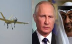 الجيش الليبي يرصد طيرانا إماراتيا وروسيا فوق سرت ومصراتة
