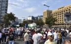 لبنان.. سلسلة احتجاجات في بيروت رفضاً للأوضاع الاقتصادية