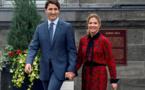 توجيه 22 اتهاما لرجل اقتحم مقر إقامة رئيس وزراء كندا