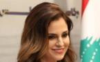 وزيرة الإعلام اللبنانية تنفي تقارير عن استقالتها