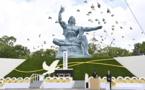 اليابان تحيي الذكرى الخامسة والسبعين للقصف النووي لمدينة ناجازاكي