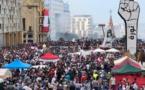 بيروت تلملم جراحها وتضمد أشلاءها بتضامن اللبنانيين