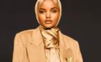 حليمة عدن .. أول عارضة أزياء بحجاب من علامة تجارية عالمية