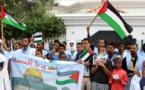 الأمن الموريتاني يفرق مظاهرة مناهضة للتطبيع مع إسرائيل