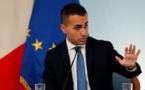دي مايو:لا نقبل الابتزاز بقضية الصيادين الايطاليين المحتجزين بليبيا