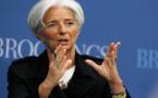مديرة صندوق النقد:الهاوية المالية التي تلوح في أفق الولايات المتحدة تهدد تفوقها