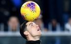 رونالدو : حققنا نقطة مهمة بعد التعادل مع روما في الدوري الإيطالي