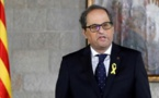 المحكمة العليا بإسبانيا تقضي بعزل الزعيم الكاتالوني عن منصبه