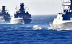 مناورات بحرية تركية وسط استمرار التوترات في البحر المتوسط