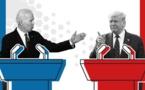 """معظم مشاهدي المناظرة الرئاسية """"منزعجون"""" واعتقاد بفوز بايدن"""