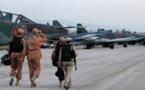 الطيران الروسي استهدف مواقع مسلحين صينيين في ادلب