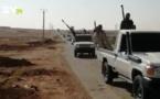 الأحداث تتسارع في درعا وتوتر امني حول الكرك الشرقية