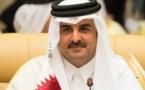 أمير قطر يعزي برئيس وزراء البحرين والخارجية تدين انفجار جدة