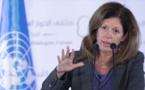 ويليامز تبحث إعادة تشكيل وتوحيد حرس المنشآت النفطية في ليبيا