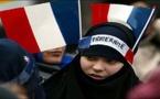 ثلاثة ارباع الفرنسيين يعتبرون ان الاسلام لا يتفق مع قيم الجمهورية