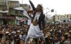 تظاهرة ضخمة في صنعاء للمطالبة بمحاكمة صالح تزامناً مع زيارة وفد مجلس الامن