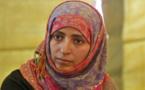توكل كرمان الحائزة جائزة نوبل تحذر من انهيار العملية الانتقالية في اليمن
