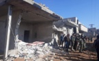 مضادات النظام تصيب مناطق مأهولة وتتسبب بمجزرة بمحافظة حماة