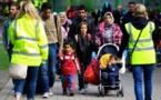 ألمانيا تسمح للاجئين السوريين بإحضار 100 فرد من عائلاتهم