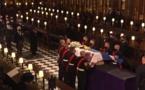 بريطانيا ودعت الامير فيليب زوج الملكة اليزابيث الثانية بجنازة عائلية