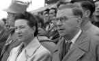 كيف شكلت القضية الفلسطينية نهاية للثنائي الوجودي سارتر ودي بوفوار؟