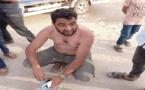"""عناصر """"السلطان مراد"""" تطلق الرصاص الحي وتعتدي على ناشطين"""