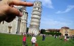 برج بيزا المائل .. اعجوبة هندسية و وجهة لسياح العالم