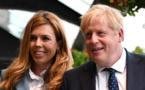 بوريس وكيري ..أول زواج في مقر الحكومة البريطانية منذ ١٨٢٢