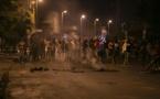 تونس.. ليلة خامسة من الاحتجاجات على وفاة شاب غرب العاصمة