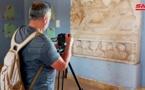 التلفزيون التشيكي ينجز فيلمين وثائقيين عن المواقع الأثرية في سورية
