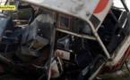 وفاة 12 شخصاً وجرح 34 في انقلاب حافلة شرقي مصر