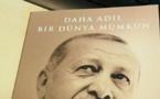 """كتاب جديدلأردوغان....""""من الممكن الوصول لعالم أكثر عدلا"""""""