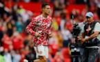 رونالدو يظهر لأول مرة على  ملعب ناديه بمانشستر امام نيوكاسل