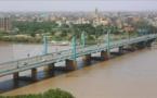 ارشيفية لجسر نيلي في الخرطوم