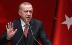 أردوغان : على أمريكا أن تحدد هل هي معنا أم مع الإرهاب