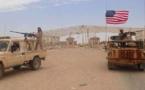 قصف على القاعدة الأمريكية بالتنف لأول مرة