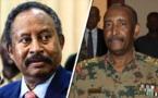 السودان : لا صحة لموافقة حمدوك على حل مجلس الوزراء