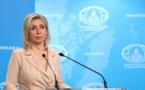 المتحدثة باسم الخارجية الروسية ماريا زاخاروفا- سوشال ميديا