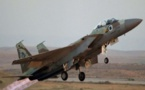 إسرائيل تنفي تعرض مقاتلاتها لصواريخ إيرانية خلال هجمات في سوريا