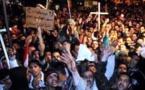 مقتل مسلم وحرق منزلين للاقباط في مواجهات طائفية في المنيا بسبب قصة حب