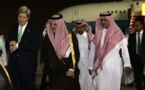 كيري في جدة لمحادثات مع العاهل السعودي حول العراق وسوريا