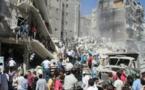 """""""اطباء بلا حدود"""" تحذر من وضع صحي خطير في الغوطة الشرقية"""