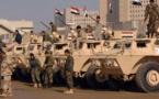 القوات العراقية تشن عملية عسكرية واسعة لاستعادة تكريت