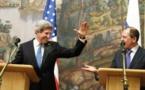 """كيري ولافروف يتهمان طرفي النزاع بأوكرانيا ب """"جرائم انسانية """""""